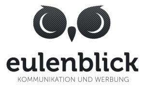 """Mein Netzwerk: Das Logo der Münsteraner Kommunikationsagentur """"Eulenblick"""""""